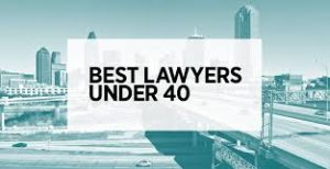 "Michael Kawalek named one of the ""Best Lawyers under 40"" by D Magazine!"