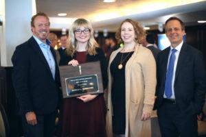 Morgan McPheeters wins 2018 DTLA John Howie Award!