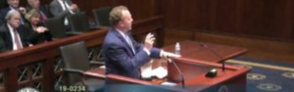 Kirk Pittard argues for Dallas Fire and Police pensioners in the Texas Supreme Court!